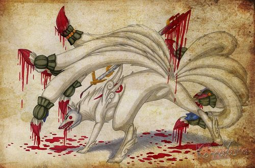 Okami Amaterasu Images Ninetails HD Wallpaper And Background