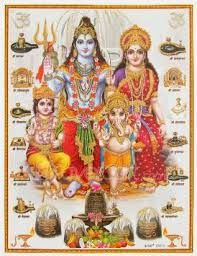 Image result for lord shiva family wallpapers high ...