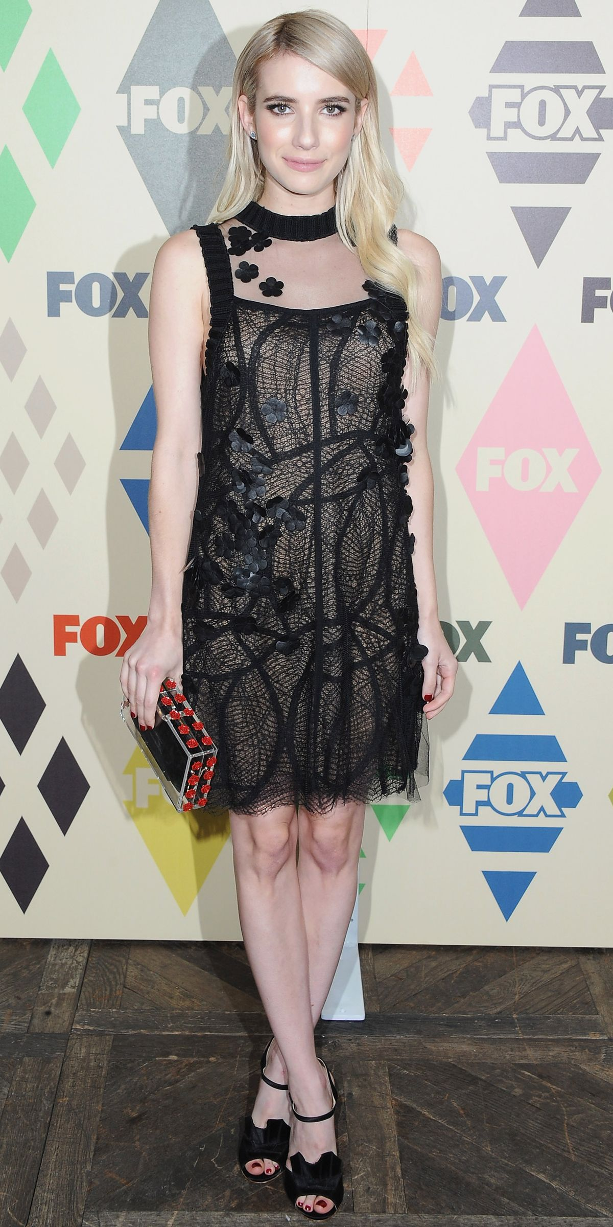 Look of the day emma roberts allison williams and sarah jessica