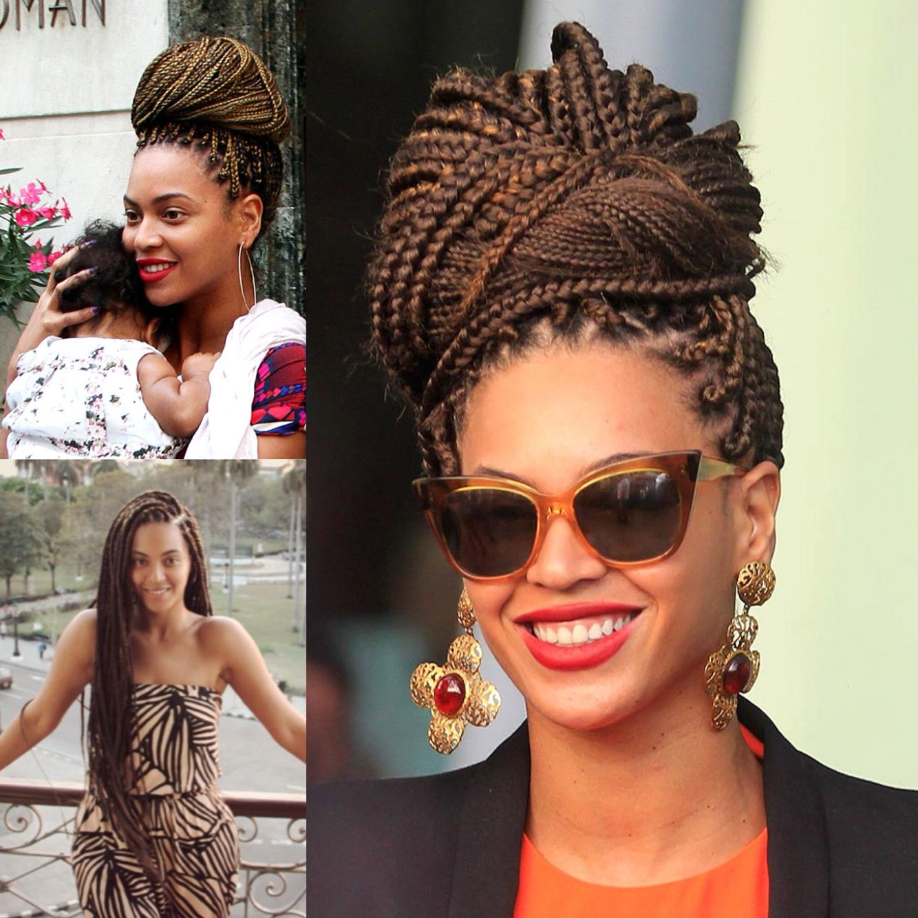 beyonce box braids | hair in 2019 | box braids hairstyles