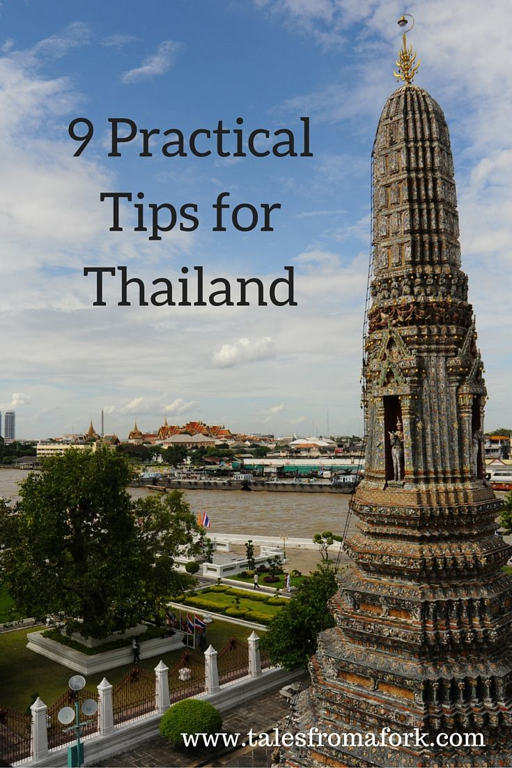 Here are practical tips for Thailand I've shared time and time again with my closest family and friends-- straight up personal insight from experience.