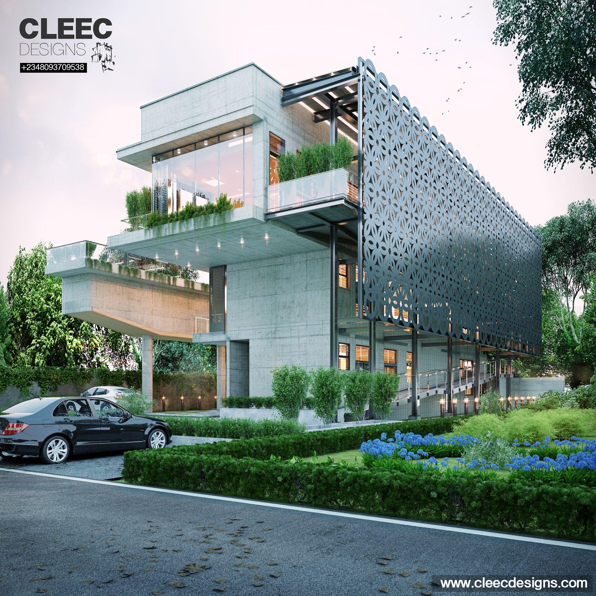Beauty Salon Designed By Onestream Lagos Nigeria Architecture