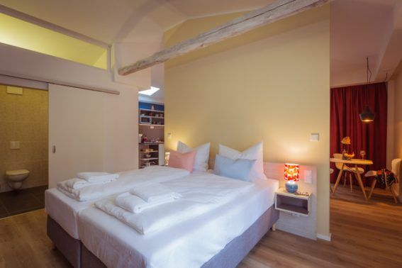 Little Suites ✓ Schicke Familien Apartments, ✓ Natur
