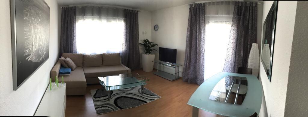 Bitte teilen! Möblierte 2-Zimmerwohnung am Killesberg (Balkon, WLAN) - Wohnung…