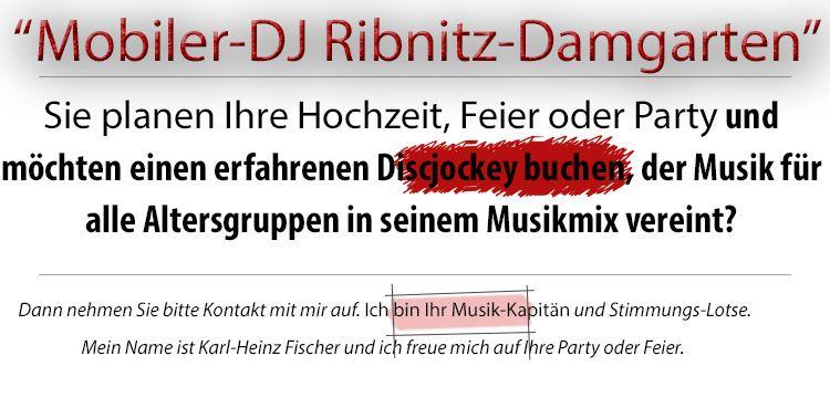 dj-hochzeit-ribnitz-damgarten - DJ Fischer Spezial: Hochzeit