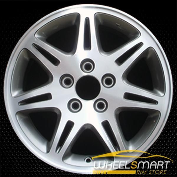 "16"" Acura TL OEM Wheel 1999-2001 Machined Alloy Stock Rim"