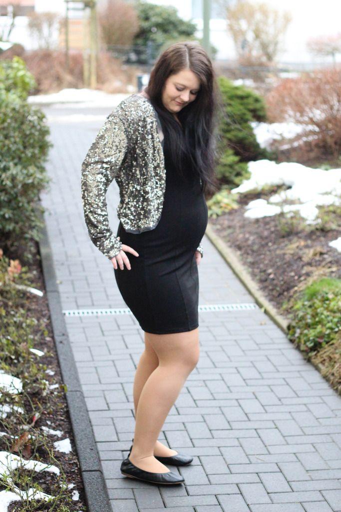 Schwarze jacke zu kleid