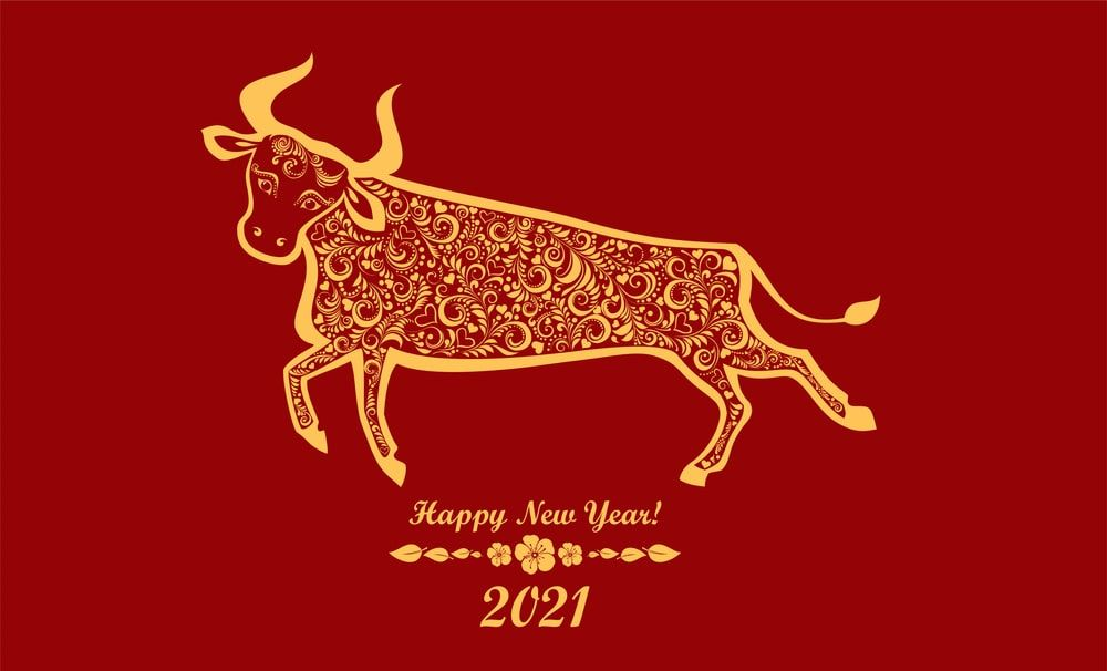 Happy Chinese New Year 2021 Images In 2020 Happy Chinese New Year Chinese New Year Newyear