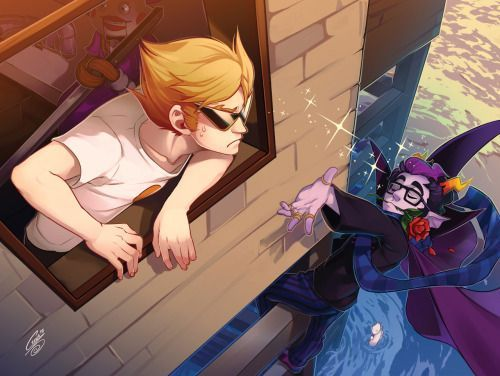 Found images for the query homestuck fanart - -