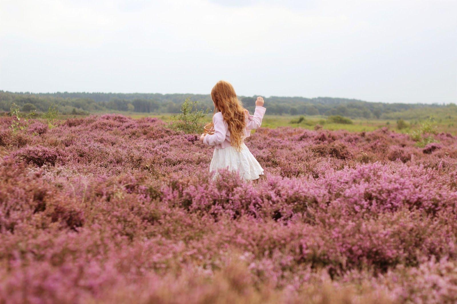 Gingerlillytea: In the heather