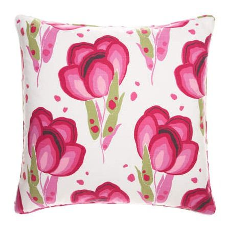 I pinned this Happy Poppies Pillow from the Grape & Grapefruit event at Joss and Main!