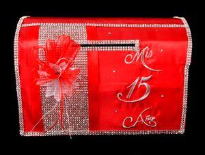 15 quinceanera wishing well money box mnybx4 sweet fifteen quinceanera and sweet fifteen invitations for your quinceanera celebration invitation styles include masquerade butterflies solutioingenieria Images