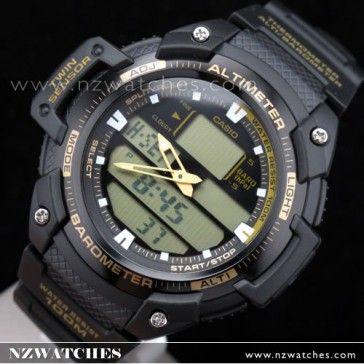 BUY Casio Outgear Twin Sensor Sports Watch SGW-400H-1B2V SGW400H - Buy  Watches 02a70226c