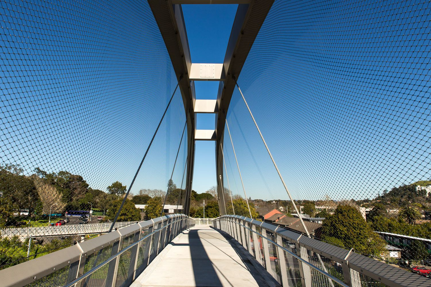 Ronstan Tensile Architecture Wire Mesh Fall Protection and Anti ...