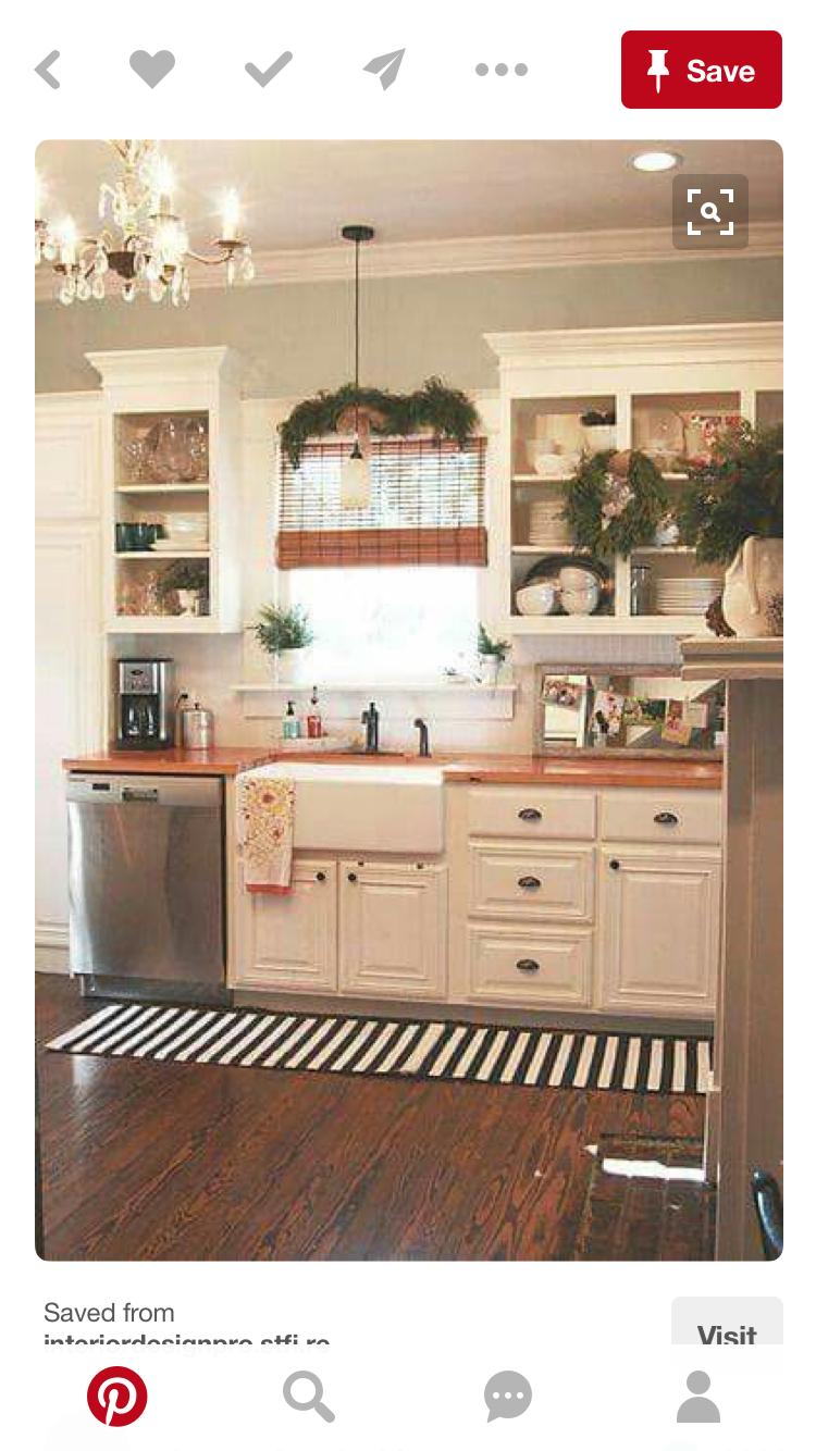 Pin von Melissa Howard auf home sweet kitchen | Pinterest | Küche ...
