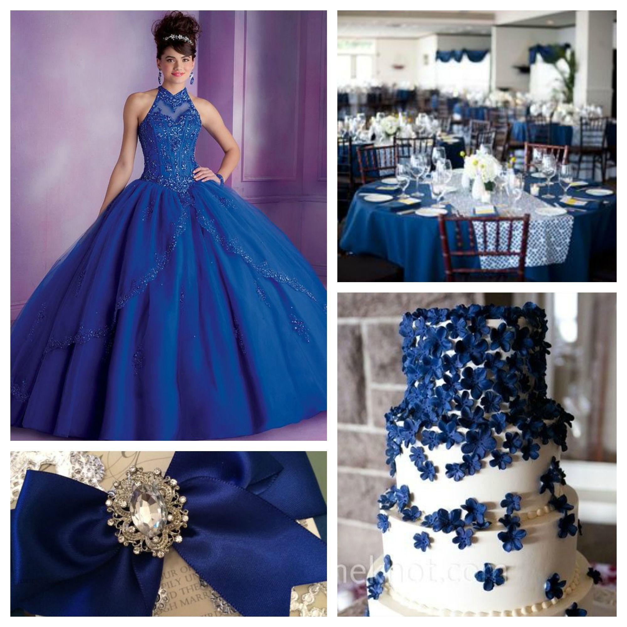 Quince Theme Decorations | Quinceanera dresses blue, Quinceanera themes, Quince themes
