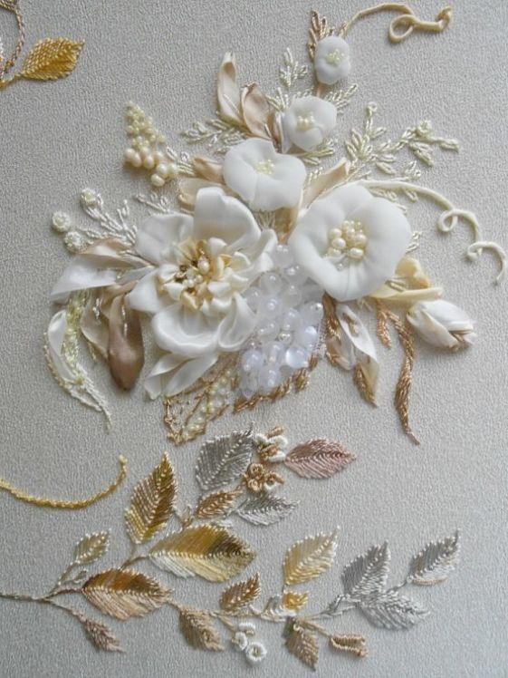 No Way Ribbon Embroidery Supplies Uk Silk Ribbon Embroidery