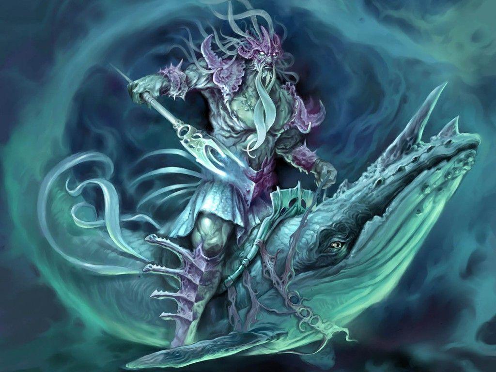 Poseidon | Portal dos Mitos: Poseidon | Greek gods, Greek ...