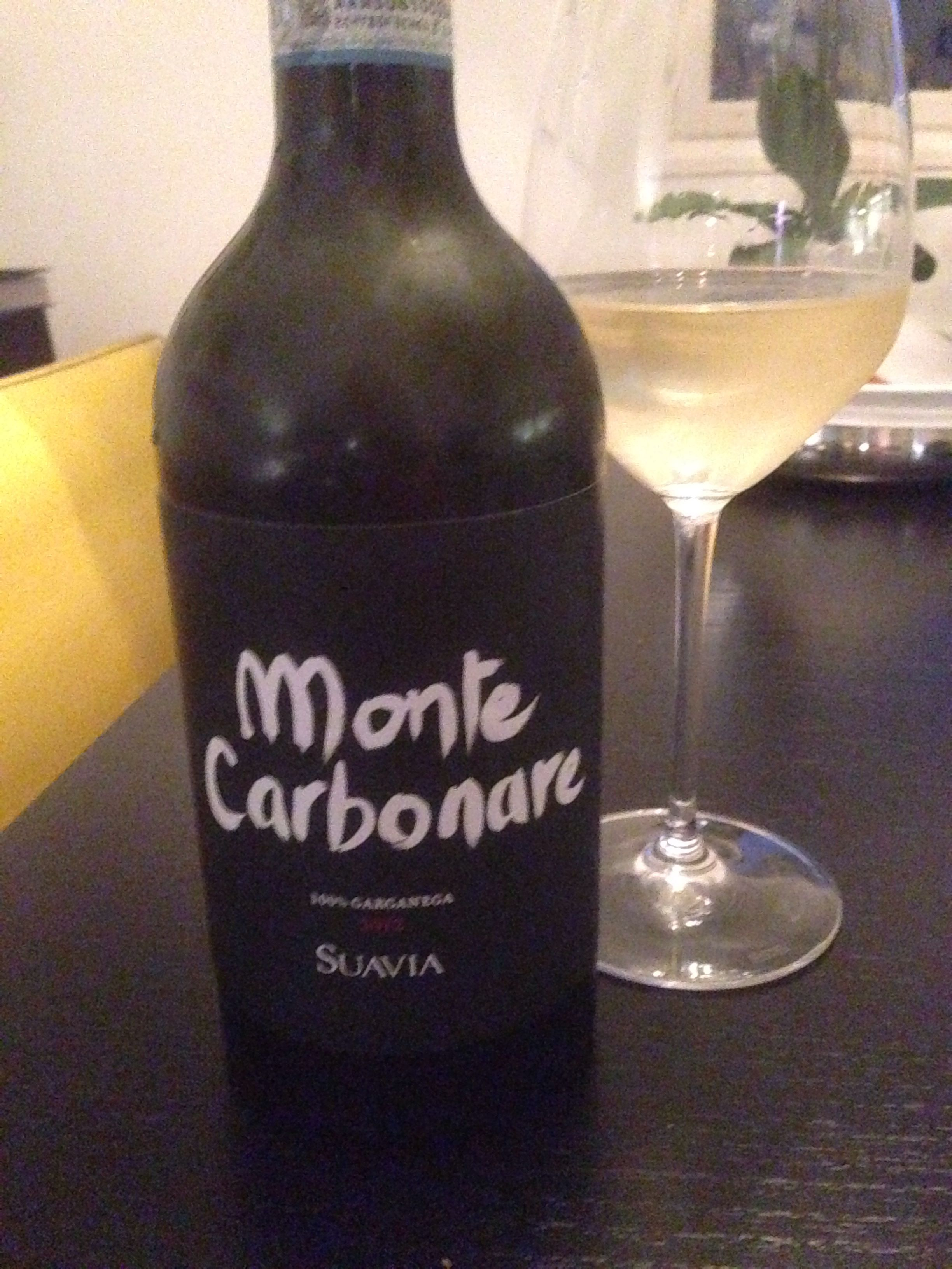 Nice And delicate Soave!