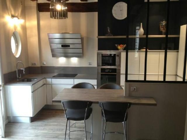 Chantilly Cuisine, Kitchens and House