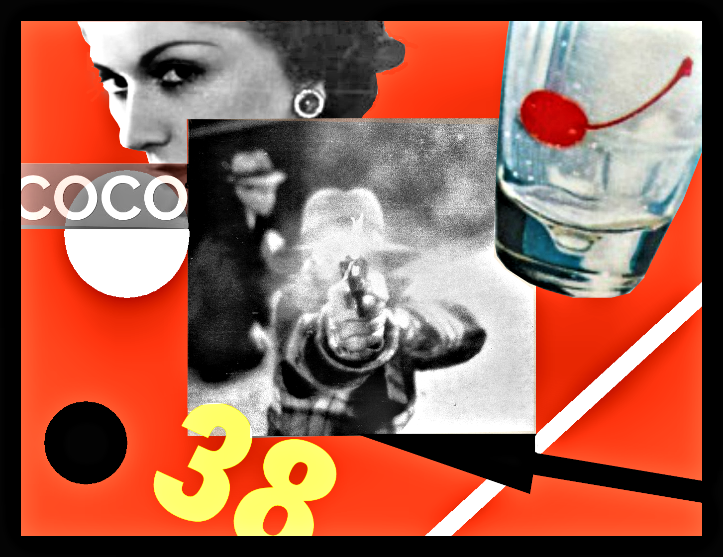 Pin On Crime Collage Series