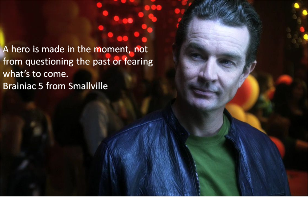 Smallville Brainiac 5 #quote