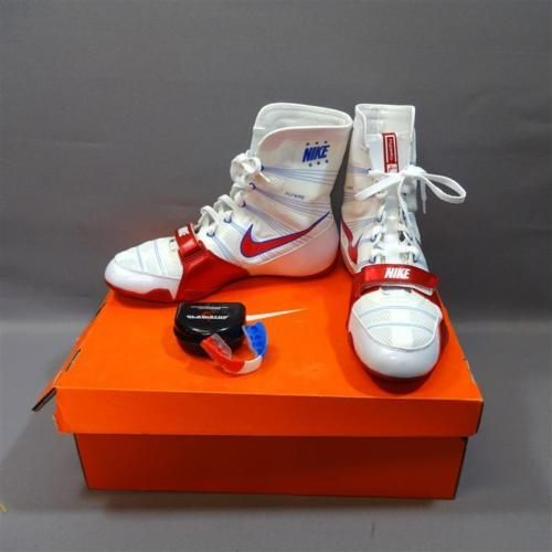 Boxing shoes, Michael b jordan, Mouth guard
