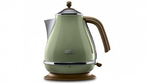 Delonghi Vintage Icona Kettle Kettles Harvey Norman Australia Electric Kettle Electric Tea Kettle Kettle