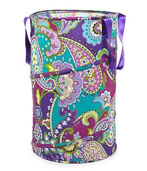 Vera Bradley Pop Up Laundry Bag Dillard S Mobile