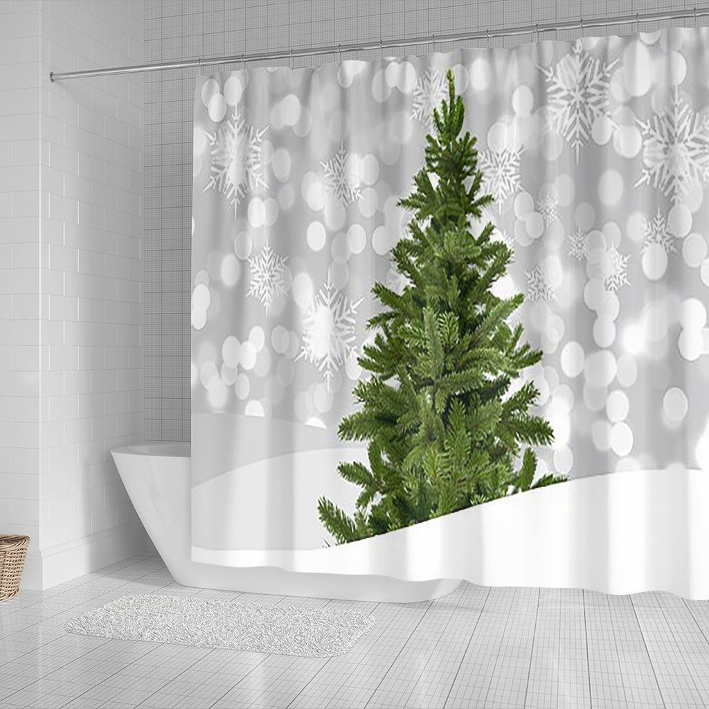 Shower Curtain Pine Tree Shower Curtain Pine Tree Tree