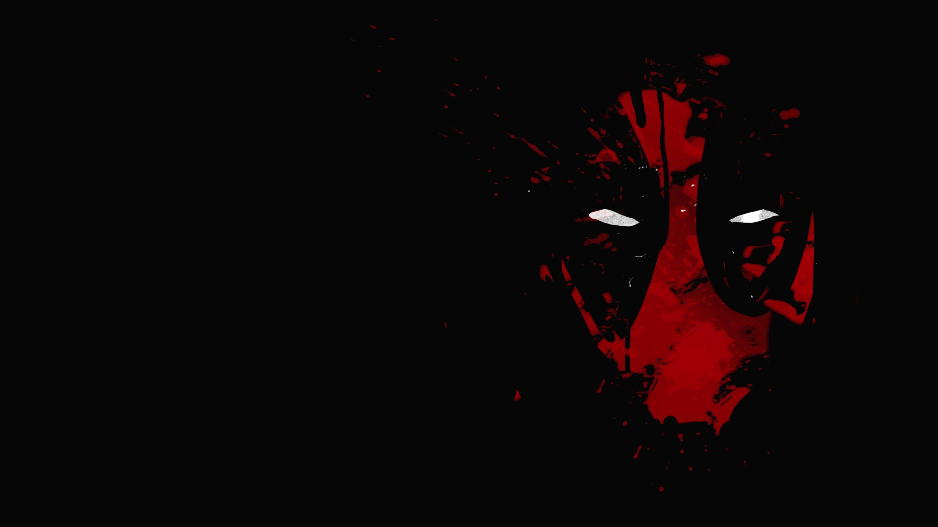 Wallpaper 4k Cool Gallery Deadpool Logo Wallpaper 4k Wallpapers For Pc Deadpool Wallpaper