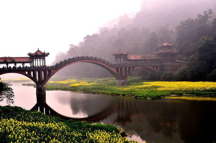 Top 10 magical bridges by BRABBU: An unforgettable travel