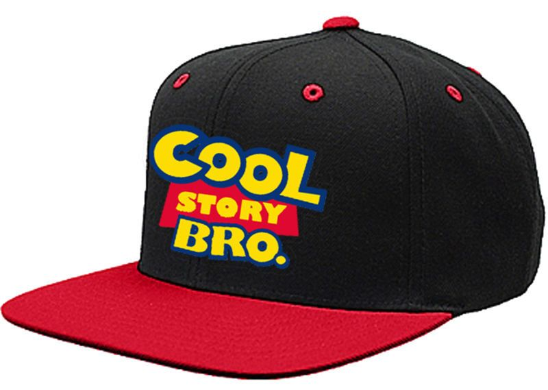 21a238db6ae Cool Story Bro snapback Cool Story Bro hat toy story cap swag hat dope  snapback