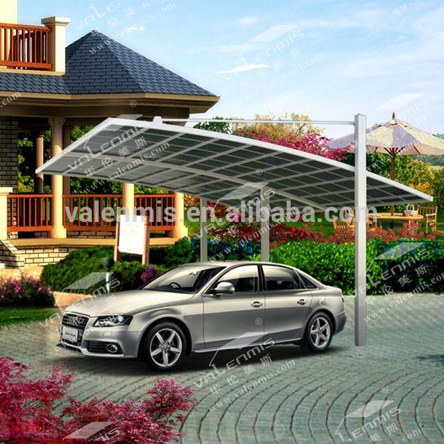 Inspiring Pergola Garage 6 Architectural Design Carport: Source Polycarbonate Car Garage Tents/car Parking Shade