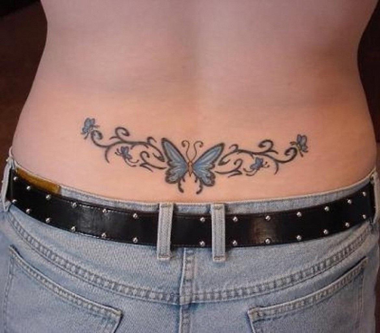 Lower Back Tattoos Designs Ideas Back Tattoo Women Waist