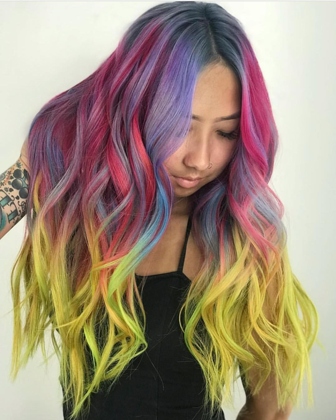 Kimberlytayhair and amburgerofhair are the artists pulp riot is