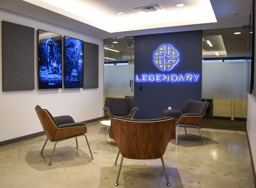 Legendary Entertainment With Anaglogue Studio Creative Office Amazing Office Furniture Dealers Creative