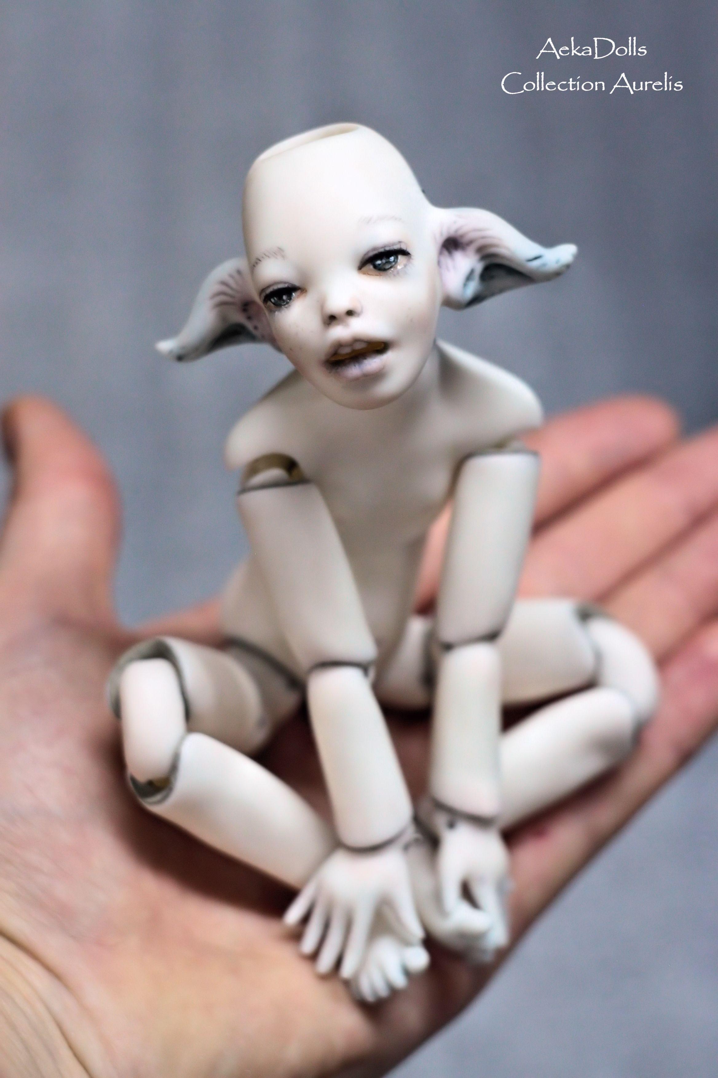 AekaDolls/ porcelain ball-jointed doll by Elena Alekhina/ Collection Aurelis http://www.livemaster.ru/aekadoll
