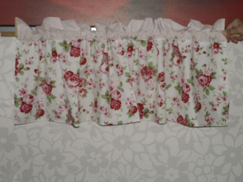 Ikea rosali scheibengardine bistro gardine