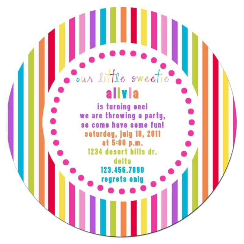 candyland birthday invitation custom diecut photo card template, Birthday invitations