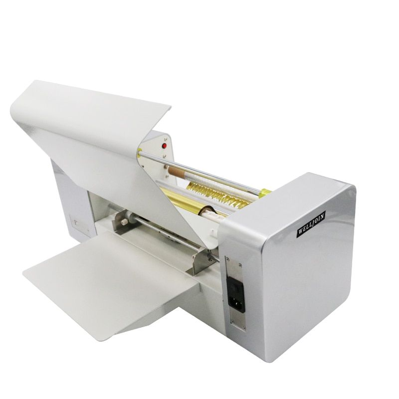 Amd 360b Foil Press Machine Digital Hot Foil Stamping Printer Machine For Business Card Printing Attention Valid Discount 5 Buy Now For 1520