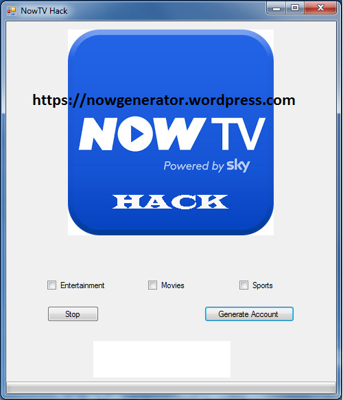 Now tv hacking tool is a powerful app with ability to find and