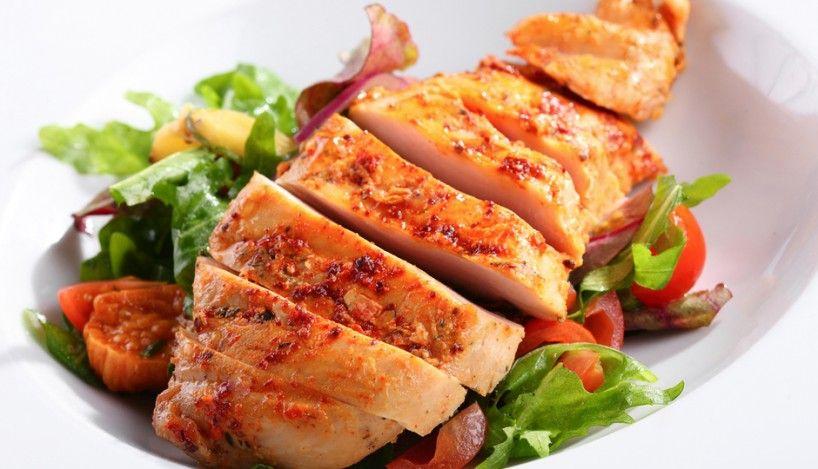 Dos recetas con pollo, muy saludables