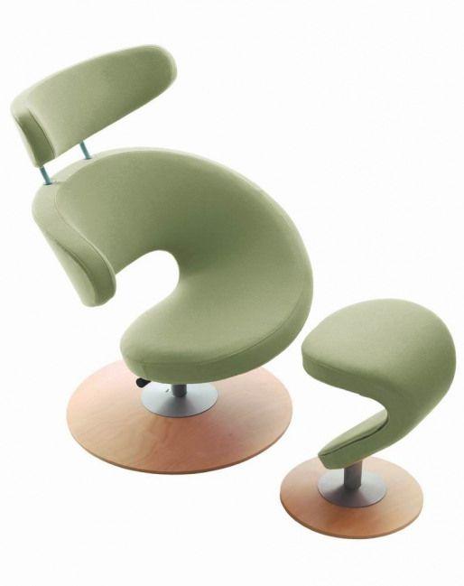 Poltrona Varier Peel.Peel Chair Varier Furniture Designed By Olav Eldoy Johan