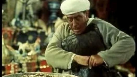 """Commédie de Jacques Becker inspirée des contes des  """"MILLE ET UNE NUITS"""" Fernandel : Né d'un père, Denis, employé de bureau et chanteur le dimanche au café-concert (Sined), et d'une mère comédienne amateur, Fernandel a deux frères (Auguste Marcel Sined son aîné de 6 ans avec lequel il sera un temps Fernand Sined, et Francis Fransined plus jeune que lui de 11 ans) ainsi qu'une sœur. C'est par une dizaine d'années de petits boulots alimentaires, de 1915 à 1925 (essentiellement comme garçon de…"""