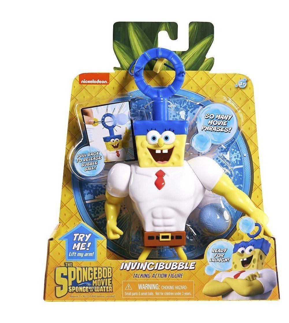 The Spongebob Squarepants Movie Sponge Out Of Water Toys