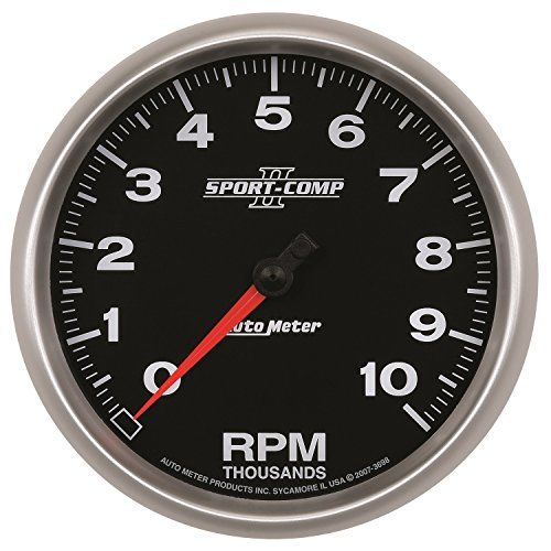 Autometer Sport Comp Tachometer Wiring Diagram