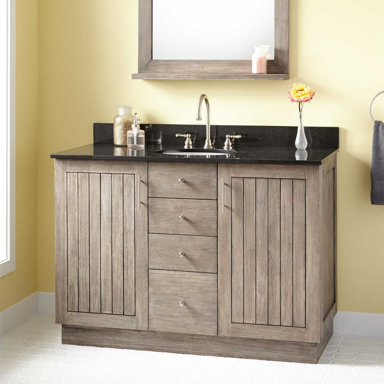 20+ 52 Bathroom Vanity Cabinet   Best Interior Paint Brand Check More At  Http: