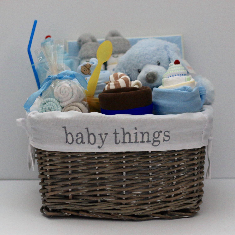 Baby Boy Gift Basket Baby Shower Gift Newborn Gift Storage Basket Baby Boy Gift Baskets Baby Shower Gifts Baby Boy Gifts