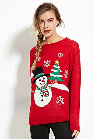 Women Holiday Sweaters | WOMEN | Forever 21 $24.90 | Wish List ...